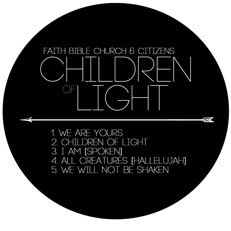 Children of Light EP Cover