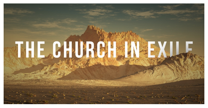 The Church In Exile Graphic